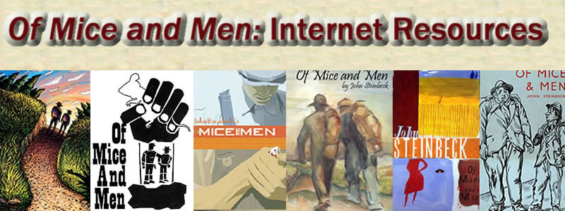 an analysis of the main character in john steinbecks mice and men This john steinbeck's of mice and men: fun trivia quiz worksheet is suitable for 8th - 10th grade quiz your class for basic plot understanding, character recognition, and quote recall with this ten-question online quiz.